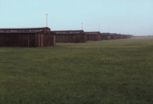 Baracken in Majdanek (August 1978)