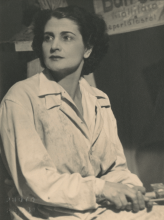 Edith Kiss, Budapest, September 1945